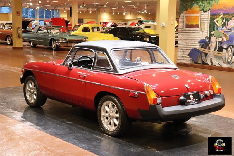 1978 MG MGB 30