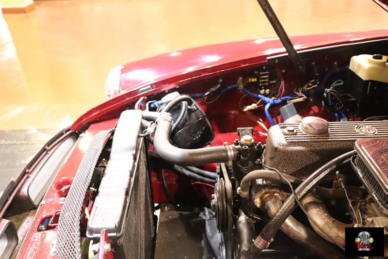 1978 MG MGB 52