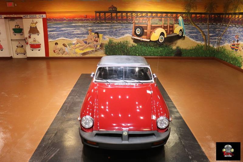1978 MG MGB 67