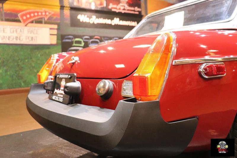 1978 MG MGB 58