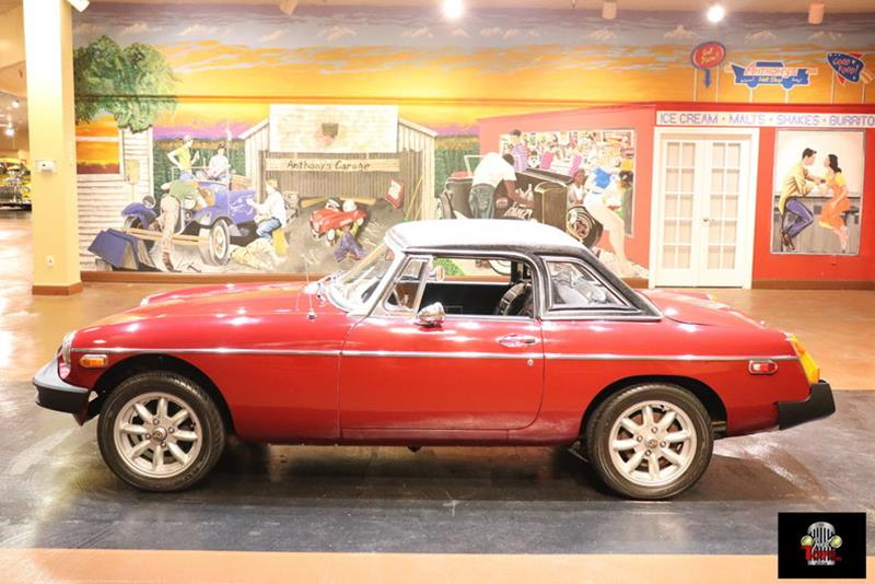 1978 MG MGB 29