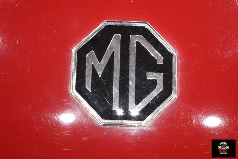 1978 MG MGB 59