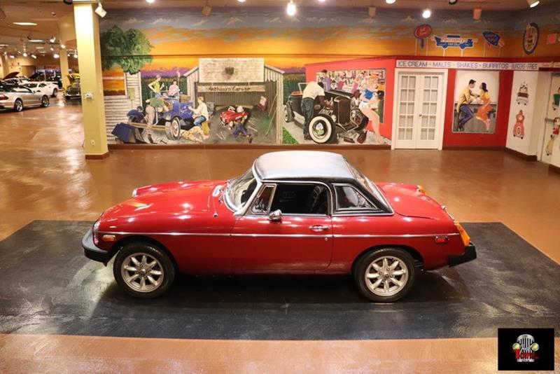 1978 MG MGB 64