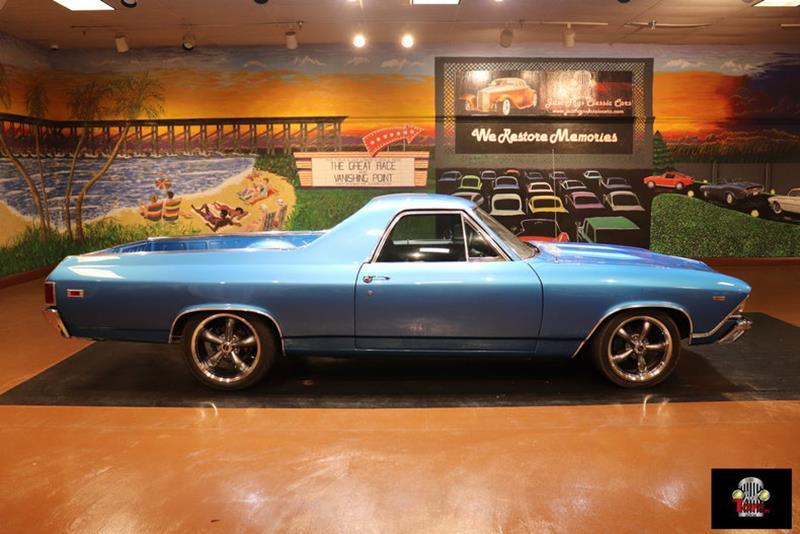 1969 Chevrolet El Camino Coupe