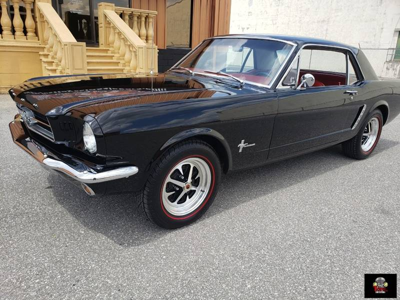 1964 Ford Mustang 1964 Ford Mustang Coupe