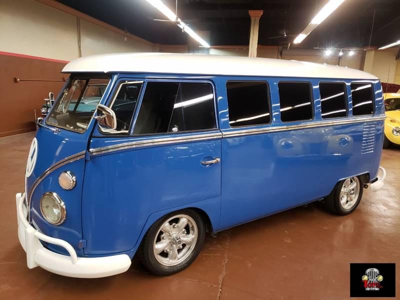 1966 Volkswagen Bus Passenger Van