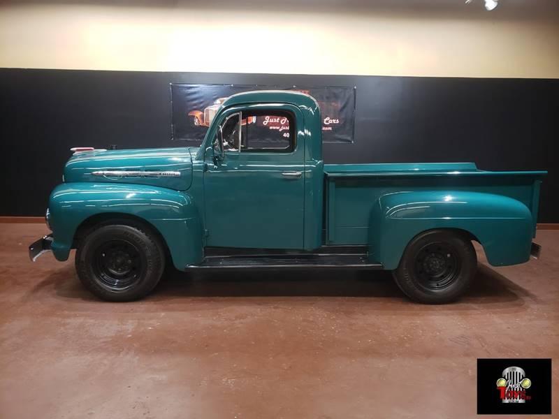 1951 Ford F2 Pickup Truck