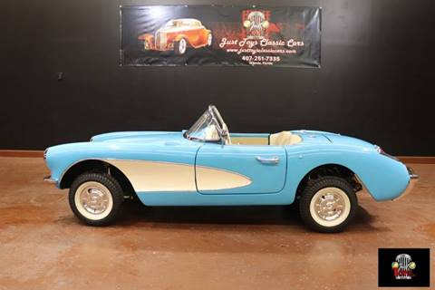 Just Toys Classic Cars – Car Dealer in Orlando, FL