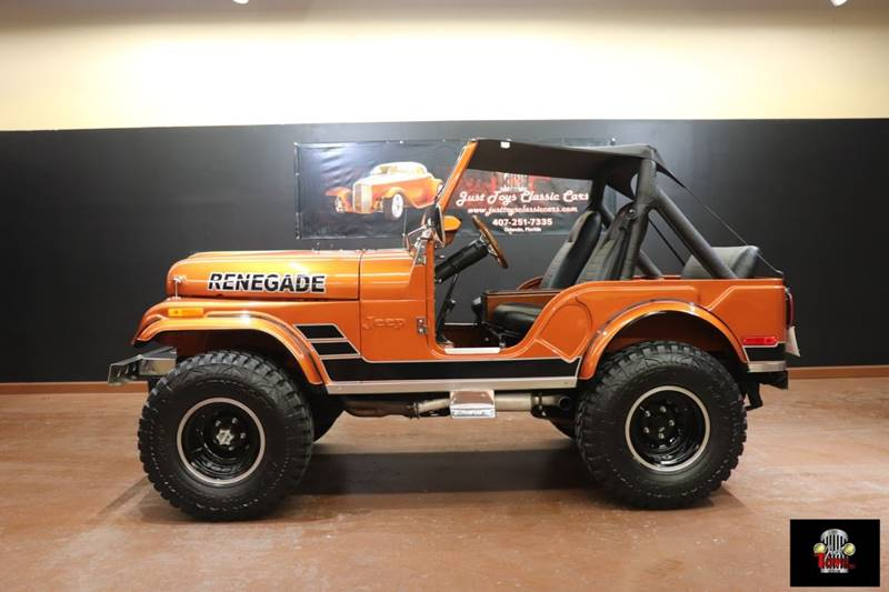 1973 Jeep CJ-5 SUV