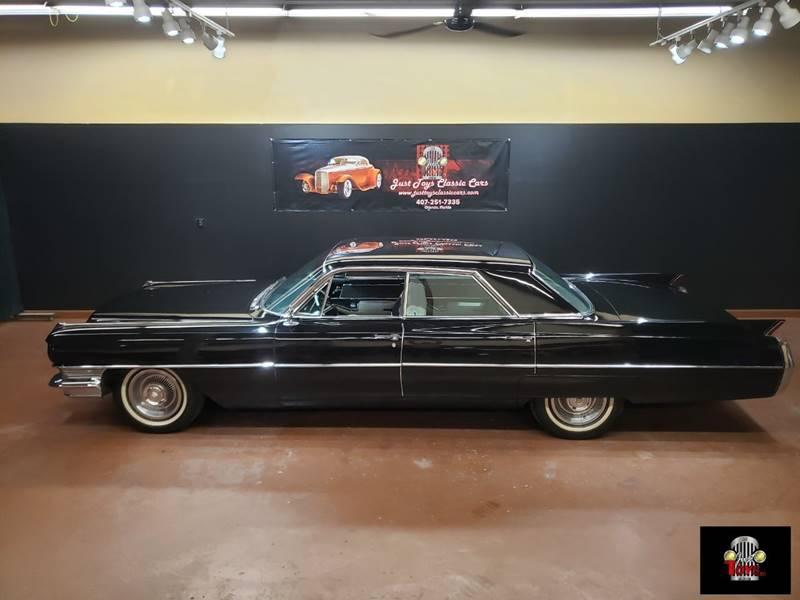 1964 Cadillac DeVille Sedan