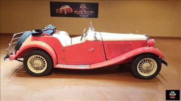 1952 MG TD for sale in Orlando, FL