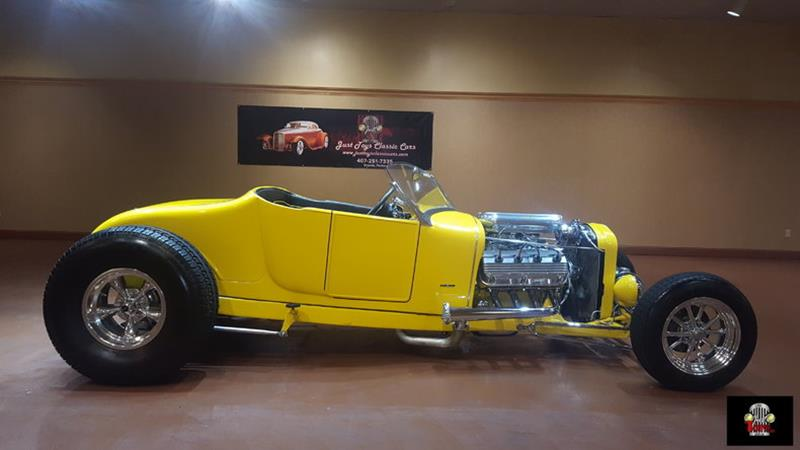 1927 Ford Roadster Wagon