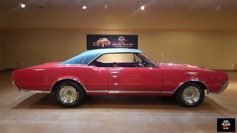 1967 Oldsmobile Cutlass Supreme Wagon
