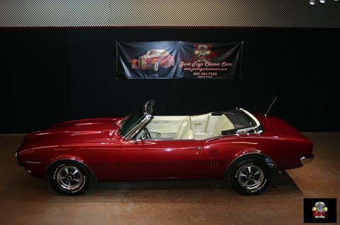 1968 Pontiac Firebird for sale in Orlando, FL
