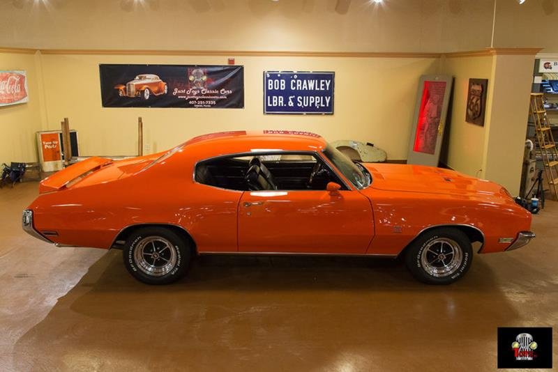 1972 Buick Gran Sport Wagon