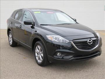 2014 Mazda CX-9 for sale in Monroe, MI
