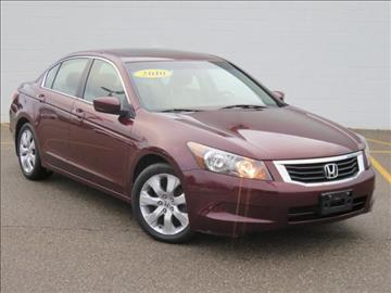 2010 Honda Accord for sale in Monroe, MI