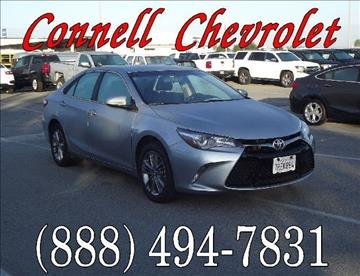 2016 Toyota Camry for sale in Costa Mesa, CA