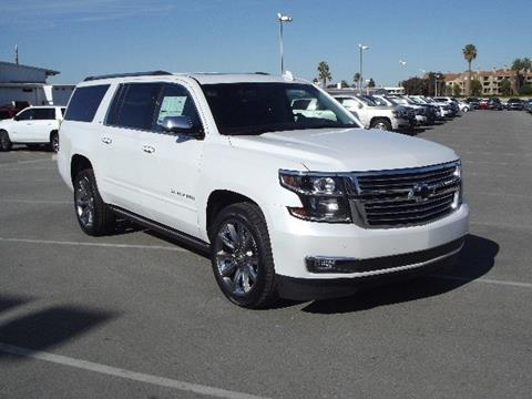 2016 Chevrolet Suburban for sale in Costa Mesa, CA