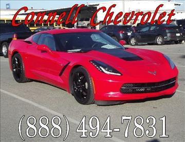 2016 Chevrolet Corvette for sale in Costa Mesa, CA
