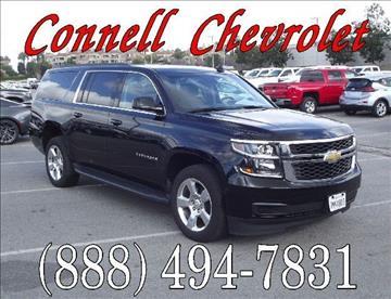 2016 Chevrolet Suburban for sale in Costa Mesa, CA