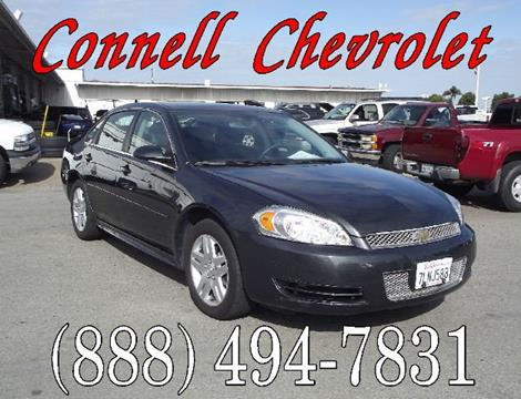 2016 Chevrolet Impala Limited for sale in Costa Mesa, CA
