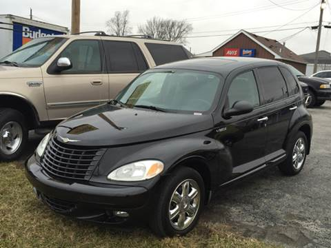 2004 Chrysler PT Cruiser for sale in Fort Wayne, IN