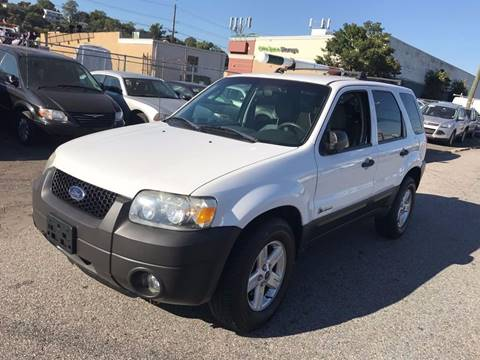 2006 Ford Escape Hybrid for sale in Hasbrouck Heights, NJ