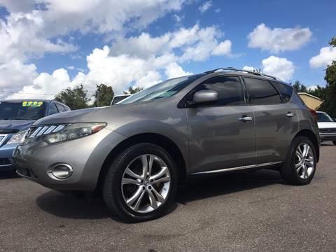 2009 Nissan Murano for sale in Debary, FL