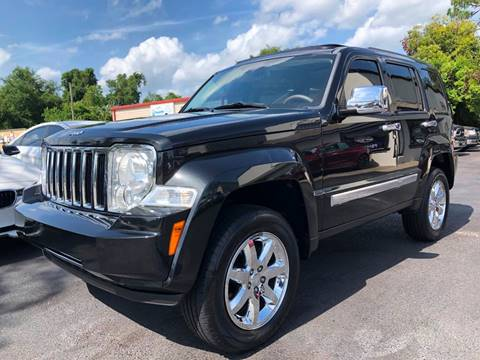 2009 Jeep Liberty for sale in Debary, FL