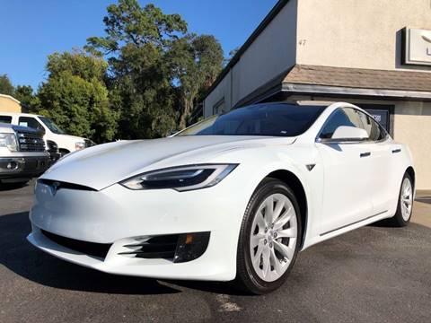 2016 Tesla Model S for sale in Debary, FL