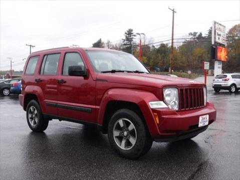 jeep liberty for sale in maine. Black Bedroom Furniture Sets. Home Design Ideas
