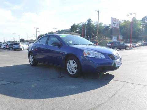 2007 Pontiac G6 for sale in Auburn, ME