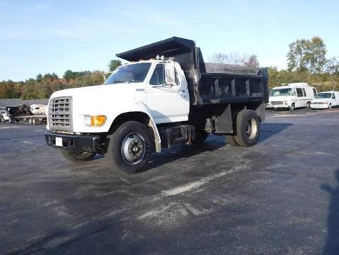 1995 Ford F-550 for sale in Auburn, ME