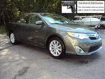 2013 Toyota Camry for sale in Rochester, NH