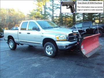 2006 Dodge Ram Pickup 2500 for sale in Rochester, NH