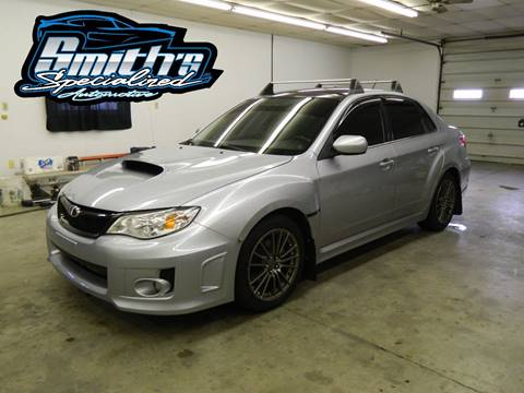 2014 Subaru Impreza for sale in Hanover, PA