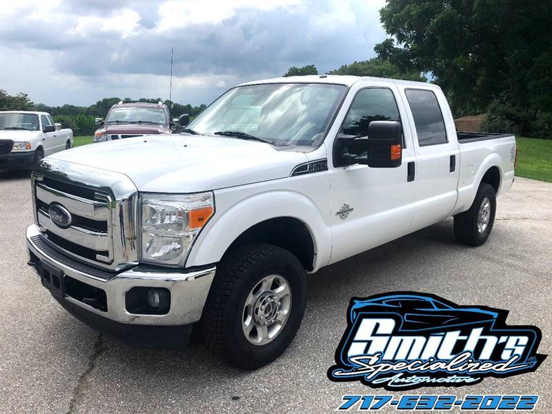 2015 ford f 250 super duty xlt in hanover pa smith 39 s specialized automotive llc. Black Bedroom Furniture Sets. Home Design Ideas