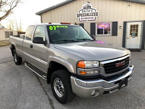 2007 GMC Sierra 2500HD Classic for sale in Hanover, PA