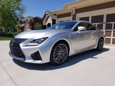 2015 Lexus RC F for sale in Blue Springs, MO