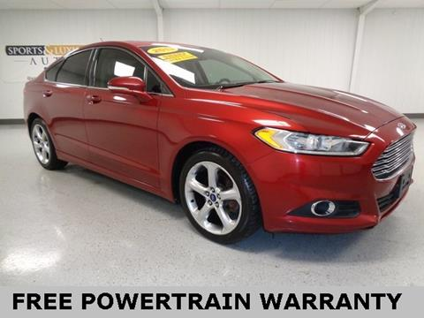 2013 Ford Fusion for sale in Blue Springs, MO