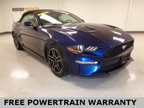 2018 Ford Mustang for sale in Blue Springs, MO
