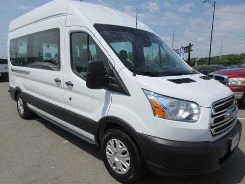 2019 Ford Transit Passenger for sale at Sports & Luxury Auto in Blue Springs MO