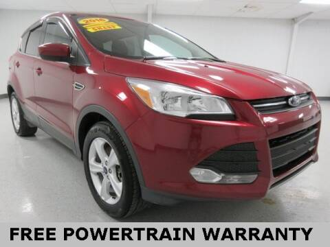 2016 Ford Escape for sale at Sports & Luxury Auto in Blue Springs MO
