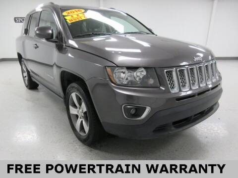 2016 Jeep Compass for sale at Sports & Luxury Auto in Blue Springs MO
