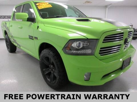 2017 RAM Ram Pickup 1500 for sale at Sports & Luxury Auto in Blue Springs MO