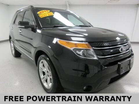 2015 Ford Explorer for sale at Sports & Luxury Auto in Blue Springs MO