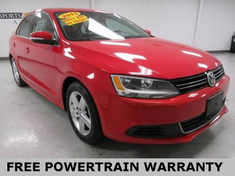 2013 Volkswagen Jetta for sale at Sports & Luxury Auto in Blue Springs MO