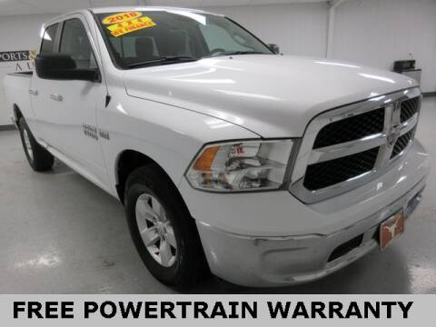 2018 RAM Ram Pickup 1500 for sale at Sports & Luxury Auto in Blue Springs MO