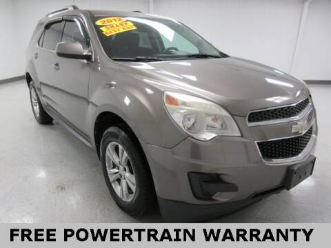 2012 Chevrolet Equinox for sale at Sports & Luxury Auto in Blue Springs MO